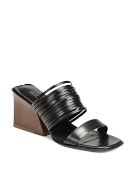 Via Spiga - Women's Mariam Wedge Heel Sandals