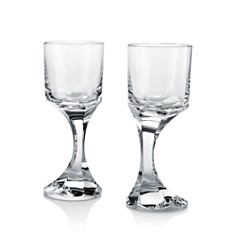 Baccarat - Narcisse White Wine Glass, Set of 2