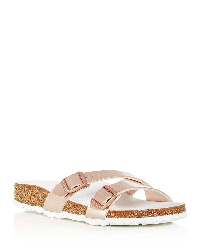 Birkenstock - Women's Yao Slide Sandals