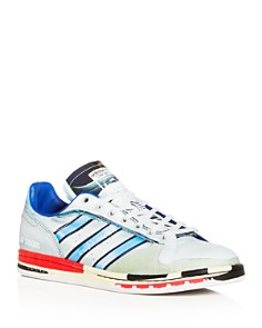 Raf Simons for Adidas - Men's RS Micro Stan Leather Low-Top Sneakers