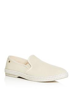 Rivieras - Men's Classic Slip-On Sneakers