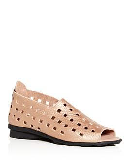 Arche - Women's Drick Cage Wedge Sandals