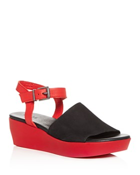 Arche - Women's Sococo Platform Wedge Sandals