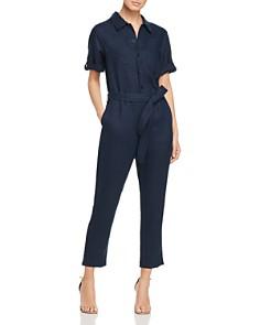 DKNY - Linen Jumpsuit