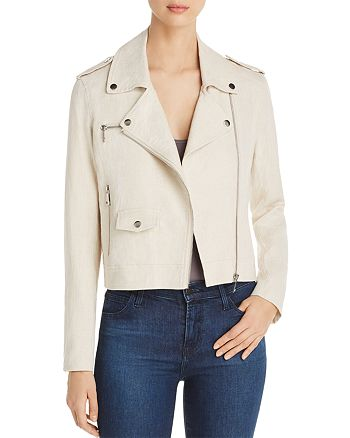 Bagatelle - Cropped Moto Jacket