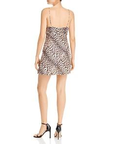Bec & Bridge - Feline Silk Mini Dress