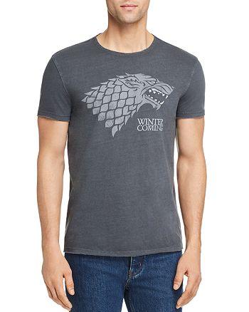 John Varvatos Star USA - x Game of Thrones House Stark Graphic Tee