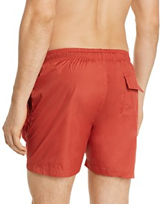 Solid & Striped - Drawstring Swim Shorts