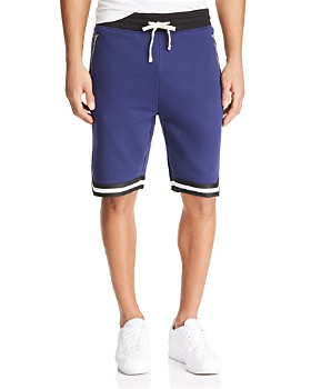 Pacific & Park - Terry Fleece Basketball Shorts - 100% Exclusive
