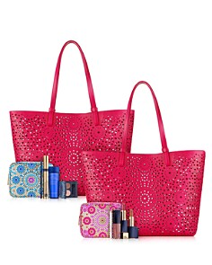 Estée Lauder - Colors of Spring Gift Set for $42.50 with any Estée Lauder purchase!
