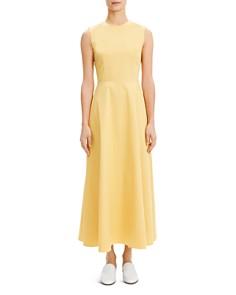 Theory - Volume Dart Dress