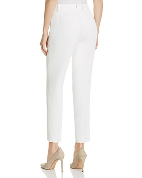 T Tahari - Slim Ankle Pants