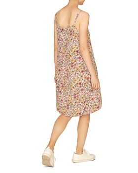 Sanctuary - Spring Ahead Floral-Print Trapeze Dress