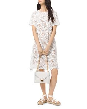 7f6e3e766ac6 MICHAEL Michael Kors - Butterfly-Lace Dress ...