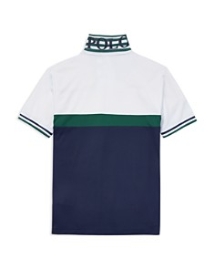 Ralph Lauren - Boys' Tech Mesh Polo Shirt - Big Kid