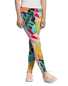 Adidas - Tropical Triple Stripe Leggings
