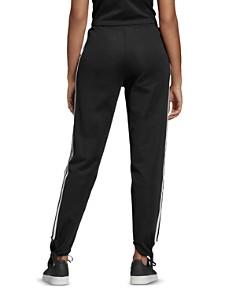 Adidas - Triple Stripe Tie-Cuff Track Pants