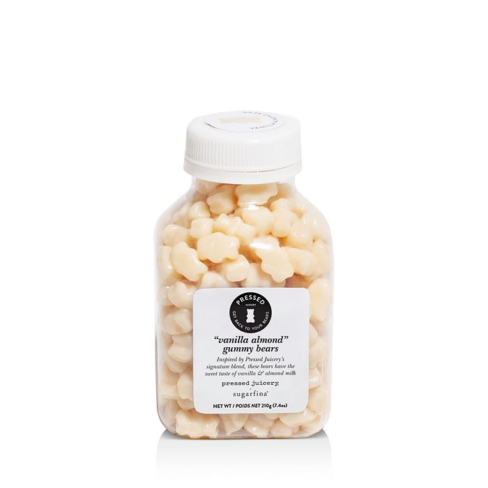 "Sugarfina - Pressed Juicery x  ""Vanilla Almond"" Gummy Bears, 7.4 oz."