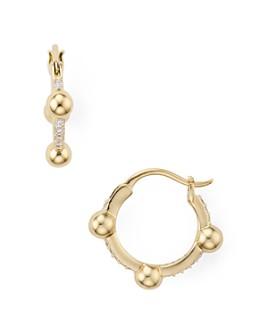 Nadri - La Jolla Small Hoop Earrings