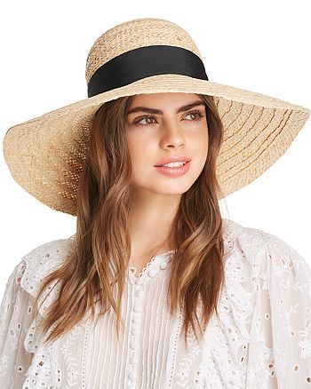 kate spade new york - Mrs Raffia Sun Hat
