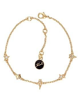 KARL LAGERFELD Paris - Mini Rocky Teeny Charm Bracelet