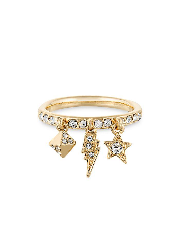 KARL LAGERFELD Paris - Mini Rocky Multi-Charm Ring