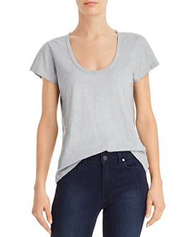 rag & bone - Scoop-Neck Tee