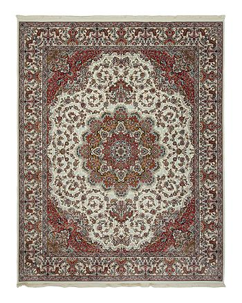 Kenneth Mink - Persian Treasures Shah Area Rug, 9' x 12'