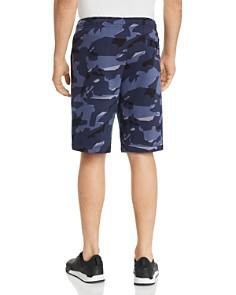Nike - Club Camouflage-Print Sweat Shorts