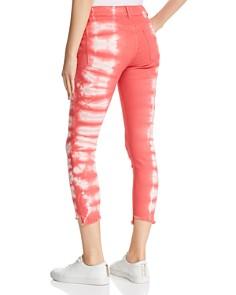 DL1961 - Florence Instasculpt Tie-Dye Jeans in Sunrise
