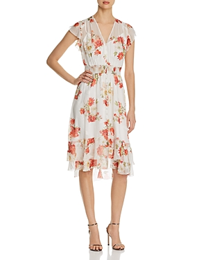 Elie Tahari Dresses MINDA FLORAL DRESS