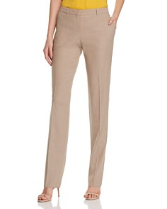 BOSS - Tamea Virgin Wool Trousers