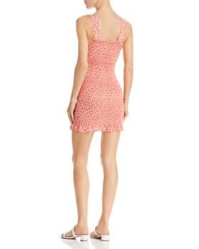 79d083e173497 ... AQUA - Smocked Floral Ruffle Dress - 100% Exclusive
