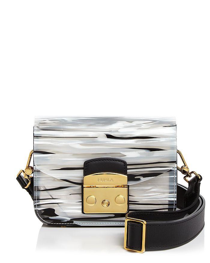 Furla - Semi-Transparent Leather Crossbody