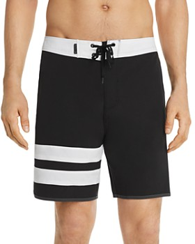 "Hurley - Phantom Block Party 18"" Swim Trunks"