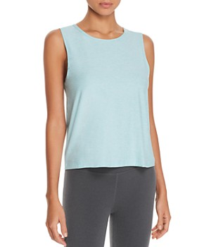 Beyond Yoga - All About It Cutout Tank