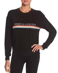 Spiritual Gangster - Rainbow Logo Sweatshirt