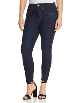 Good American - Good Legs Ankle Skinny Jeans in Blue269