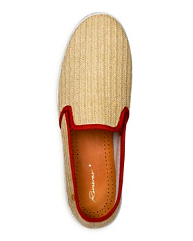 Rivieras - Men's Woven Slip-On Sneakers
