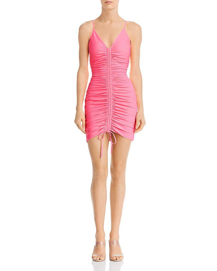 Tiger Mist - Sasha Drawstring Ruched Dress - 100% Exclusive