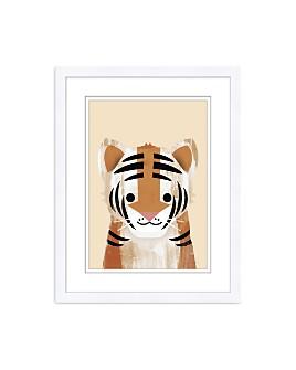 Bloomingdale's Artisan Collection - Pastel Tiger Wall Art