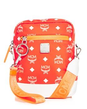 MCM - Resnick Nylon Crossbody Bag ... 7d3e7d7309cc7