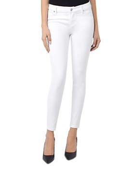 Liverpool - Penny Skinny Jeans in Bright White