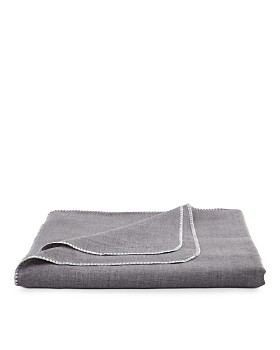 "Matouk - Calypso Tablecloth, 88"" Round"