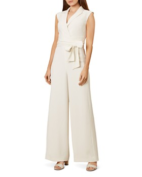 4ea186a6cc HOBBS LONDON - Shanice Wide-Leg Jumpsuit ...