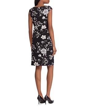 b66003f4558 Ralph Lauren - Ruched Floral Dress Ralph Lauren - Ruched Floral Dress