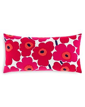 """Marimekko - Pienni Unikko Decorative Pillow, 15"""" x 30"""""""