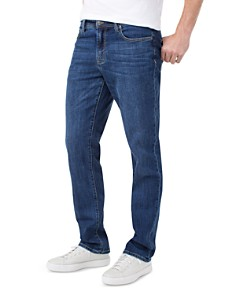 Liverpool - Regent Relaxed Fit Jeans in Marina Dark