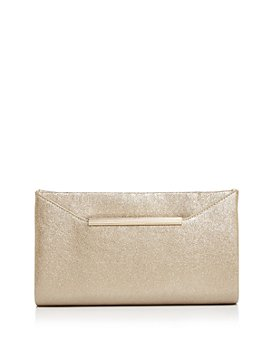 AQUA - Bar Metallic Clutch - 100% Exclusive