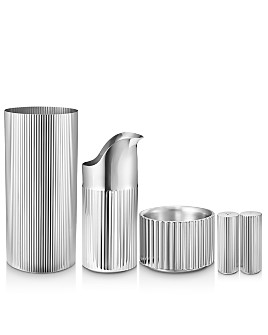 Georg Jensen - Bernadotte Serveware Collection